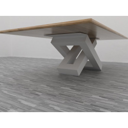 Steel base for coffee table 73