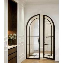 Industrial arch doors Radius 3