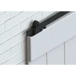 Top50 sliding steel sliding system,  for one door