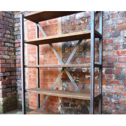 Metal industrial rack Vinntaro