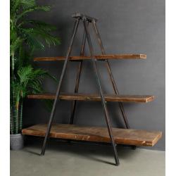Metal industrial rack A