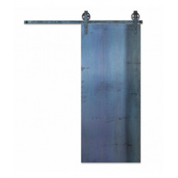 Iron interior smooth doors 5