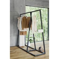Steel hanger for shops Romana v180xš160xh50cm