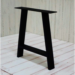 Steel base for dining table type A14