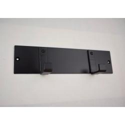 Industrial coat hanger with hook 2pcs