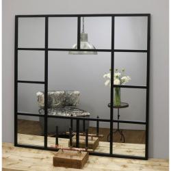 Industrial mirror in metal frame Z5