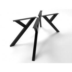Industrial metal feet shape...