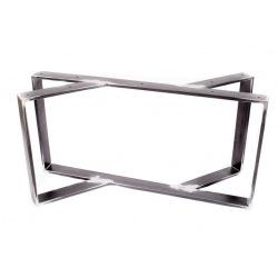 Central steel base for...