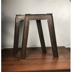 Steel feet for dining table...